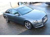 LATE 2012 AUDI A4 2.0 TDIe 134BHP SE TECHNIK SALOON !!BLACK EDITION SPEC!! (WARRANTY & FINANCE)