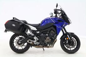 2017 Ex-Demo Yamaha Tracer 900 --- PRICE PROMISE!!!