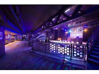 O2 Academy - Exciting opportunities for bars, box office and bar support roles
