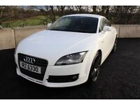 "07 AUDI TT 2.0 TFSI 200 COUPE 6 SPEED ++ BLACK EDITION STYLING inc 19"" ALLOYS LEATHER & XENONS ++"