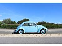 Beautiful 1974 VW Beetle