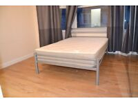 INCLUDES BILLS! AMAZING 2 BEDROOM 2 BATHROOM FLAT NR ZONE 3/2 TUBES, 24 HR BUSES TO CENTRAL LONDON,