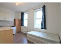 ALL BILL INCLUDED EXECPT CANCIL TAX-Newly refurbished studio in Cricklewood,