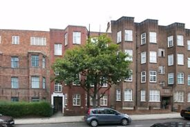 BEAUTIFUL 3 BED BELSIZE PARK APARTMENT BLOCK -TREE LINED STREET