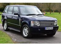 Range Rover Td6 3.0 2004