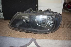 MG ZR 2004 passinger side headlight