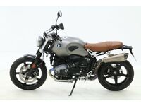 2017 BMW RnineT Scrambler with £2000 of extras - BMW Premium Selection - Price Promise!!!!!