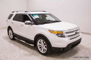 2012 Ford Explorer Limited - NAV - Moonroof - Leather