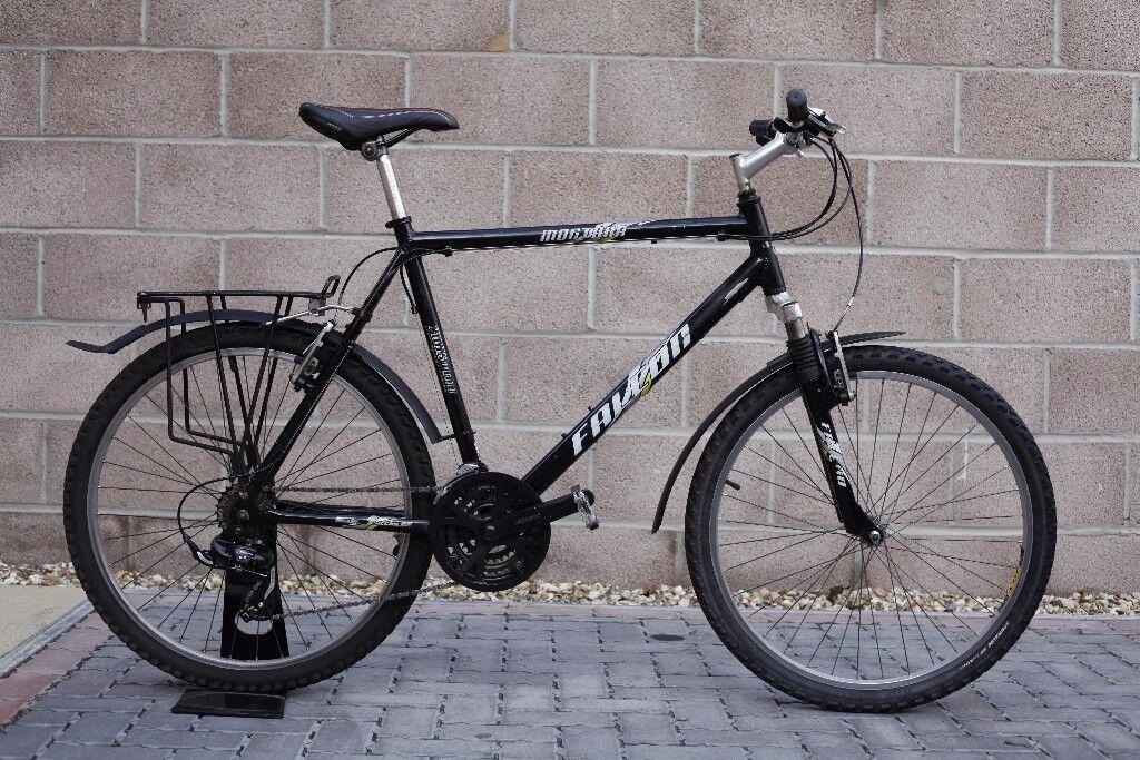 Falcon Mountain bike perfect for commute