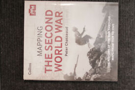 Mapping the Second World War - Imperial War Museum Hardback