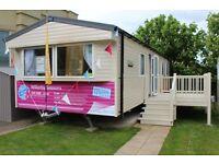 Northumberland Holiday home! Static Caravan! Haggerston Castle! Near Berwick, Eyemouth, Sandy Bay