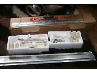 Brother Knitting Machine Ribbing Attachments in Box Model KR-710 GOOD CONDITION!