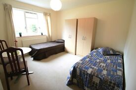 M/ Great Twin/Double room Very close from Holloway/Tufnell Park