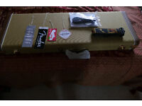 Fender Eric Clapton Stratocaster.MINT + Unopened case candy.