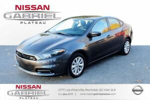 2014 Dodge Dart SXT BAS KM+MAGS+COMME NEUF