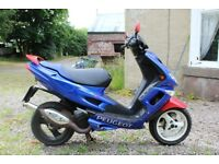 Peugeot Speedfight Moped