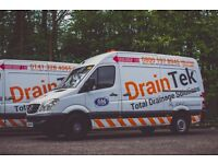 Drain cleaning Blocked drain blocked bath sink shower Drain services Drain unblocking Glasgow East