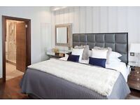 Luxury and spacious two bedroom apartment in Mayfair