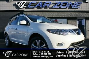 2010 Nissan Murano LE, DUAL SUNROOF, LEATHER