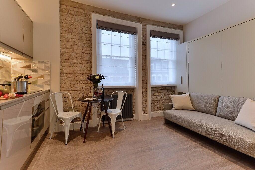 Modern studio flat at 10 minutes from Baker street -bills included 20K13
