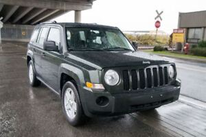 2010 Jeep Patriot Leather, Langley