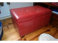 Storage ottoman (great value)