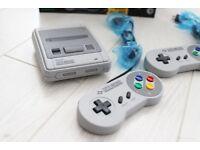 Brand New Mini SNES - With 21 Games! - Super Nintendo Classic Mini - £75.00