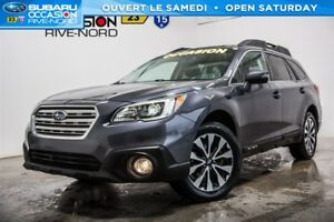 2016 Subaru Outback Limited NAVI+CUIR+TOIT.OUVRANT