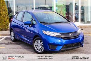 2015 Honda Fit Lx*Caméra de recul*Sièges chauffants*