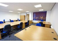 Six person office available immediately - Free parking