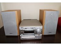 Sony Mini Hi Fi System DHC-MD373 - CD Player skips, but everything else is working +orig accessories