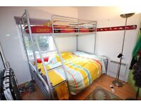 Ikea Triple Bunk Bed for sale.