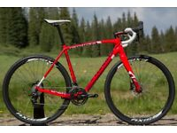 Full carbon, disc, Specialized Crux - AMAZING BIKE - Always want one but didn't want to pay retail?