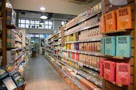 Full Time Crew Member - As Nature Intended [Ealing] Organic Supermarket