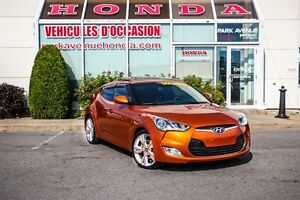2012 Hyundai Veloster Tech* 3 portes * automatique * bluetoot