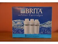 BRITA CLASSIC WATER FILTERS