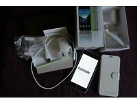 3 Months Old Fusion5 4G Smart Phone in original box.