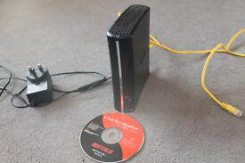 Buffalo 1TB wireless LinkStation NAS storage