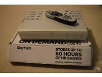 Sky box with remote and cables for £10 ONO