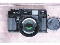 Fuji Fujifilm GW 690 II (GW690 GW690II) in Excellent Condition film analog camera texas leica