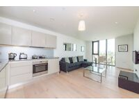** LUXURY 1 BED APARTMENT WITH BEAUTIFUL LONDON VIEW, @ ELEPHANT & CASTLE, SE1 - AW