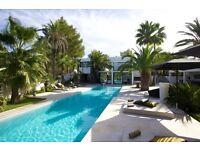 Villa rental Ibifast