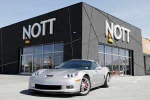 2007 Chevrolet Corvette Z06 3LZ, 505HP, V8 engine, Navigation, B