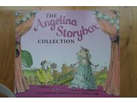 The Angelina Ballerina Collection - 12 Books