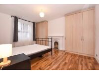 *ALL BILLS INCLUDED* A spacious one bedroom Victorian conversion flat, situated on Lillie Road.