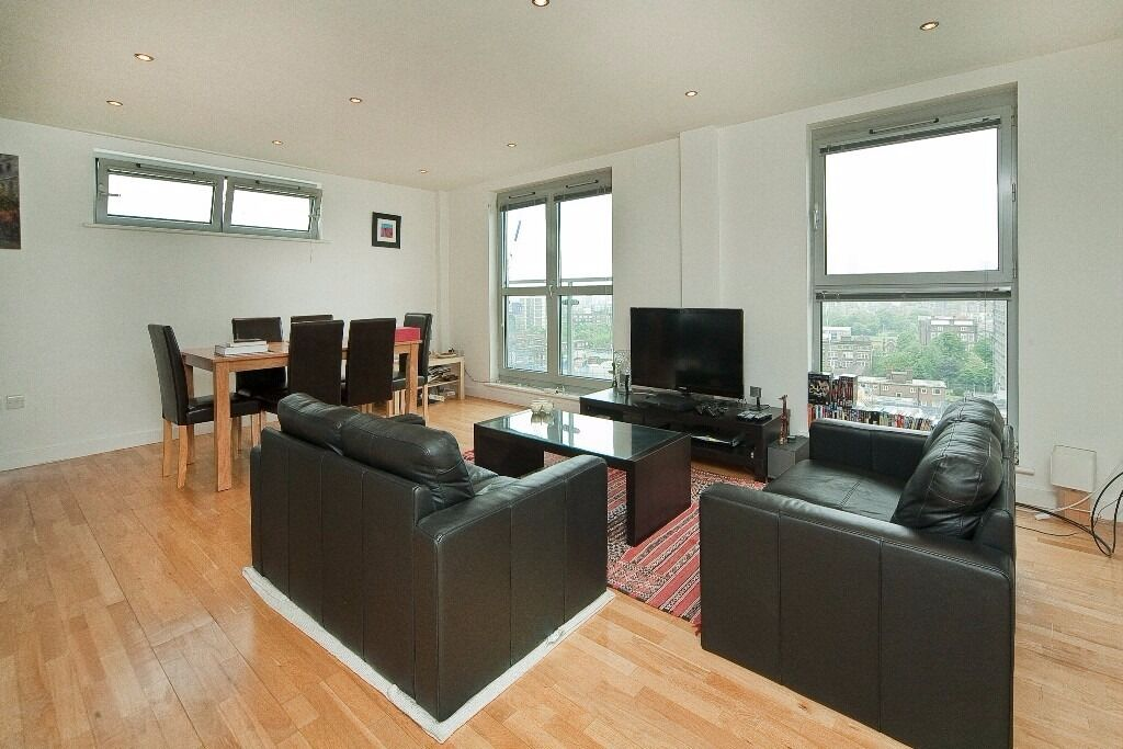 Extremely Large Three Bedroom Apartment Near Shoreditch Park