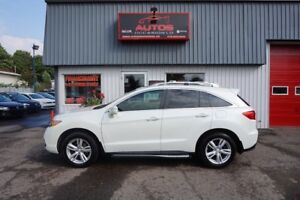 2013 Acura RDX AWD Technology Package CUIR TOIT GPS NAV CAMERA