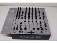 Allen & Heath Xone:92 4 channel mixer