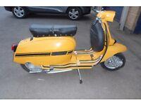 Lambretta DL 200 1969