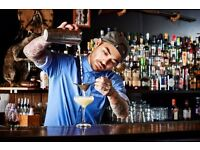 Experienced Outgoing Cocktail Bartender Wanted For Brick Lane's Coolest Bar